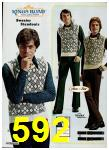 1974 Sears Fall Winter Catalog, Page 592