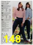 1988 Sears Fall Winter Catalog, Page 148