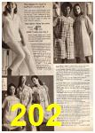 1972 Montgomery Ward Spring Summer Catalog, Page 202