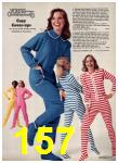 1975 Sears Fall Winter Catalog, Page 157