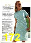 1969 Sears Spring Summer Catalog, Page 172