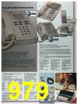 1986 Sears Fall Winter Catalog, Page 979