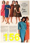 1963 Sears Fall Winter Catalog, Page 156