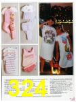 1985 Sears Spring Summer Catalog, Page 324