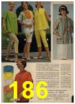 1962 Sears Spring Summer Catalog, Page 186