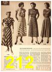1949 Sears Spring Summer Catalog, Page 212