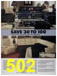 1991 Sears Fall Winter Catalog, Page 502
