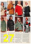 1962 Sears Fall Winter Catalog, Page 27