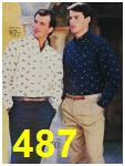 1987 Sears Fall Winter Catalog, Page 487