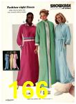 1974 Sears Fall Winter Catalog, Page 166