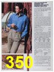 1991 Sears Fall Winter Catalog, Page 350