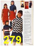 1967 Sears Fall Winter Catalog, Page 279