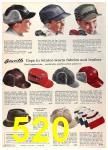 1960 Sears Fall Winter Catalog, Page 520