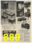 1965 Sears Fall Winter Catalog, Page 889