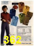 1972 Sears Fall Winter Catalog, Page 362