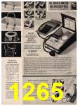 1972 Sears Fall Winter Catalog, Page 1265