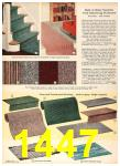 1960 Sears Fall Winter Catalog, Page 1447