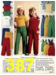 1981 Sears Spring Summer Catalog, Page 387