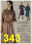 1980 Sears Fall Winter Catalog, Page 343