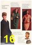 1963 Sears Fall Winter Catalog, Page 16