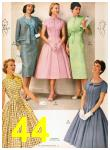 1957 Sears Spring Summer Catalog, Page 44