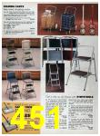 1989 Sears Home Annual Catalog, Page 451