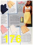 1972 Sears Spring Summer Catalog, Page 176