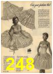 1961 Sears Spring Summer Catalog, Page 248