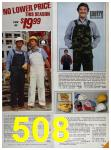 1985 Sears Spring Summer Catalog, Page 508