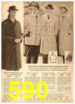1958 Sears Fall Winter Catalog, Page 590