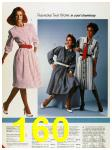 1986 Sears Spring Summer Catalog, Page 160