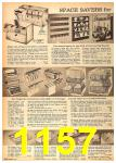 1962 Sears Fall Winter Catalog, Page 1157