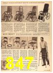 1960 Sears Fall Winter Catalog, Page 847