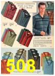 1962 Sears Fall Winter Catalog, Page 508
