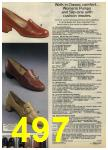 1980 Sears Fall Winter Catalog, Page 497