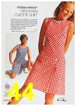 1972 Sears Spring Summer Catalog, Page 44