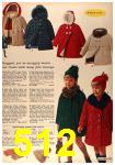 1963 Sears Fall Winter Catalog, Page 512