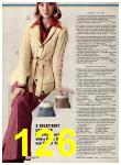 1974 Sears Fall Winter Catalog, Page 126