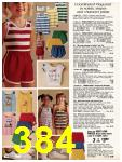 1981 Sears Spring Summer Catalog, Page 384