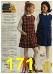 1968 Sears Fall Winter Catalog, Page 171