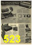 1968 Sears Fall Winter Catalog, Page 523
