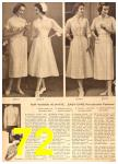 1958 Sears Spring Summer Catalog, Page 72