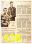 1956 Sears Fall Winter Catalog, Page 638