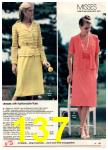 1981 Montgomery Ward Spring Summer Catalog, Page 137
