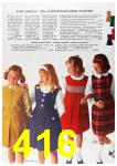 1964 Sears Fall Winter Catalog, Page 416