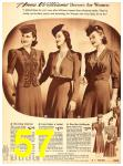 1940 Sears Fall Winter Catalog, Page 57