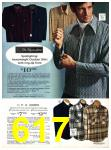 1971 Sears Fall Winter Catalog, Page 617