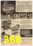 1961 Sears Spring Summer Catalog, Page 386