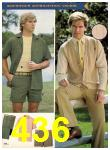 1983 Sears Spring Summer Catalog, Page 436