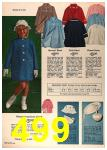 1964 Sears Spring Summer Catalog, Page 499